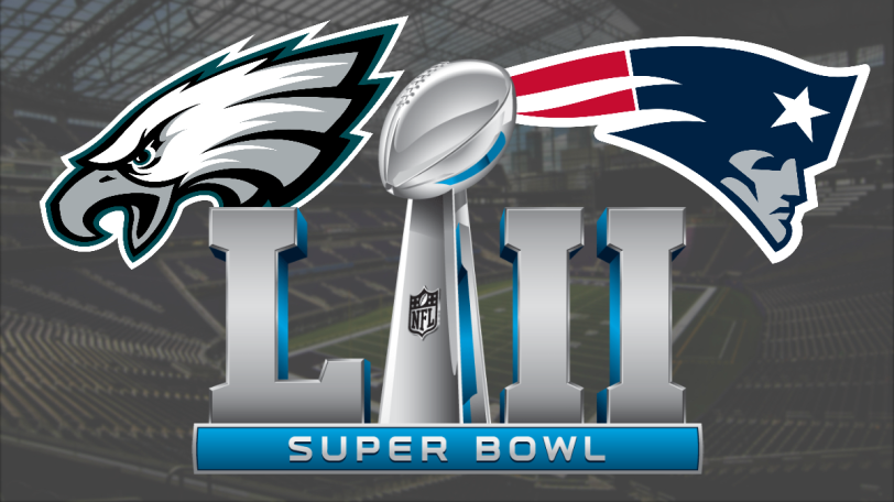 Super Bowl 2018: New England Patriots vs. Philadelphia Eagles